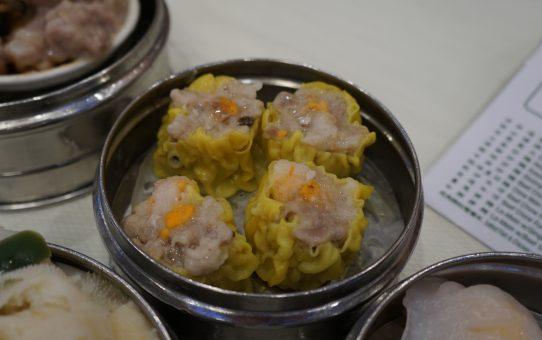 Steamed Shrimp and Pork Dim Sum - Top Island Seafood